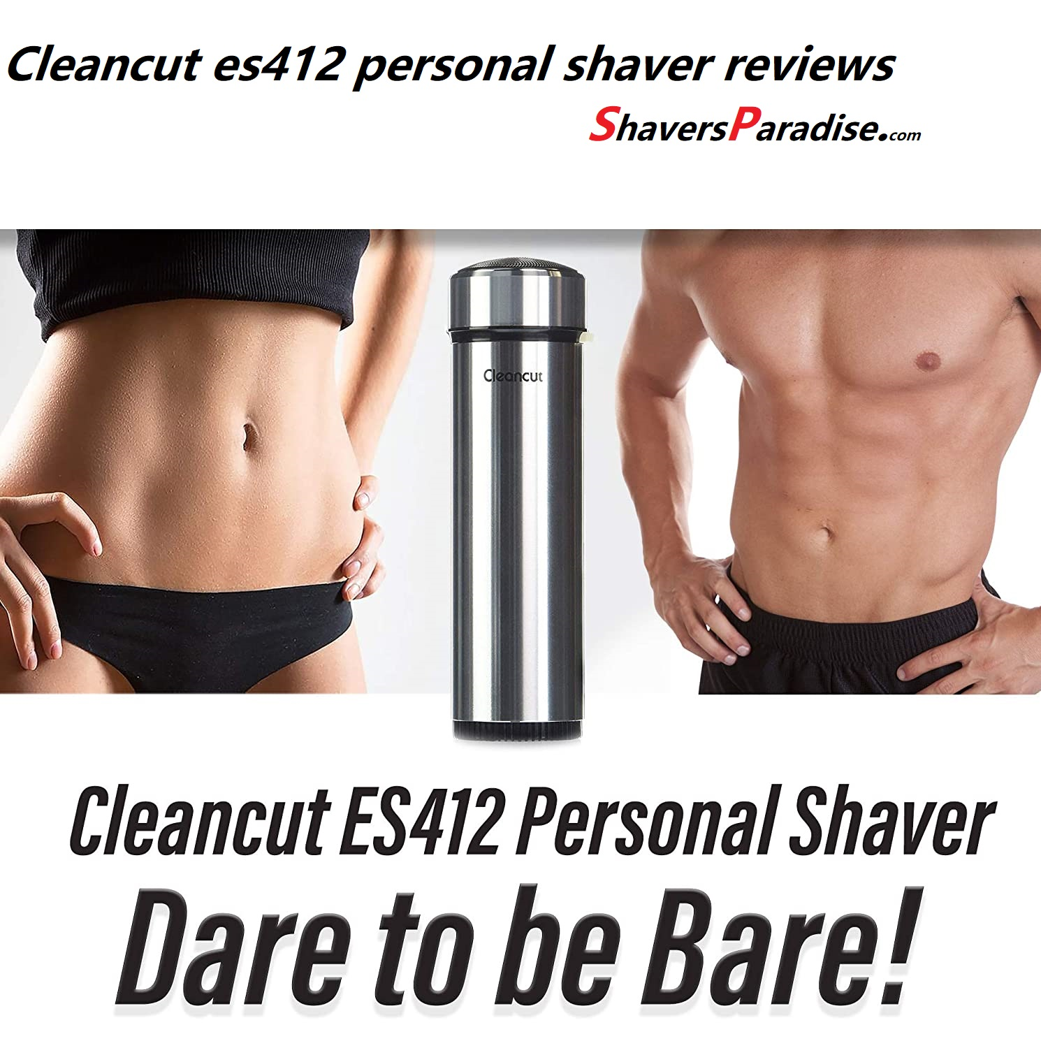 Cleancut es412 personal shaver review
