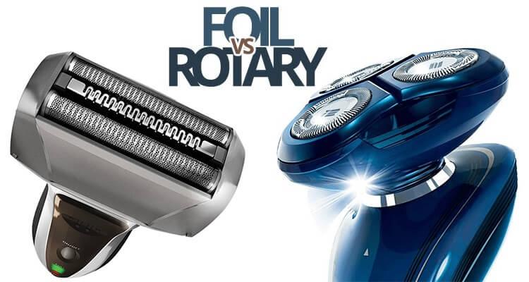 foil-vs-rotary-shaver