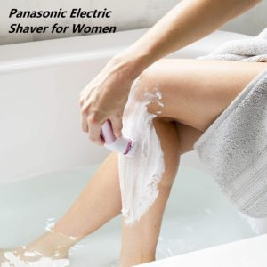 Panasonic close curves electric shaver for ladies es2216pc