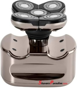 Pitbull Skull Shaver Review