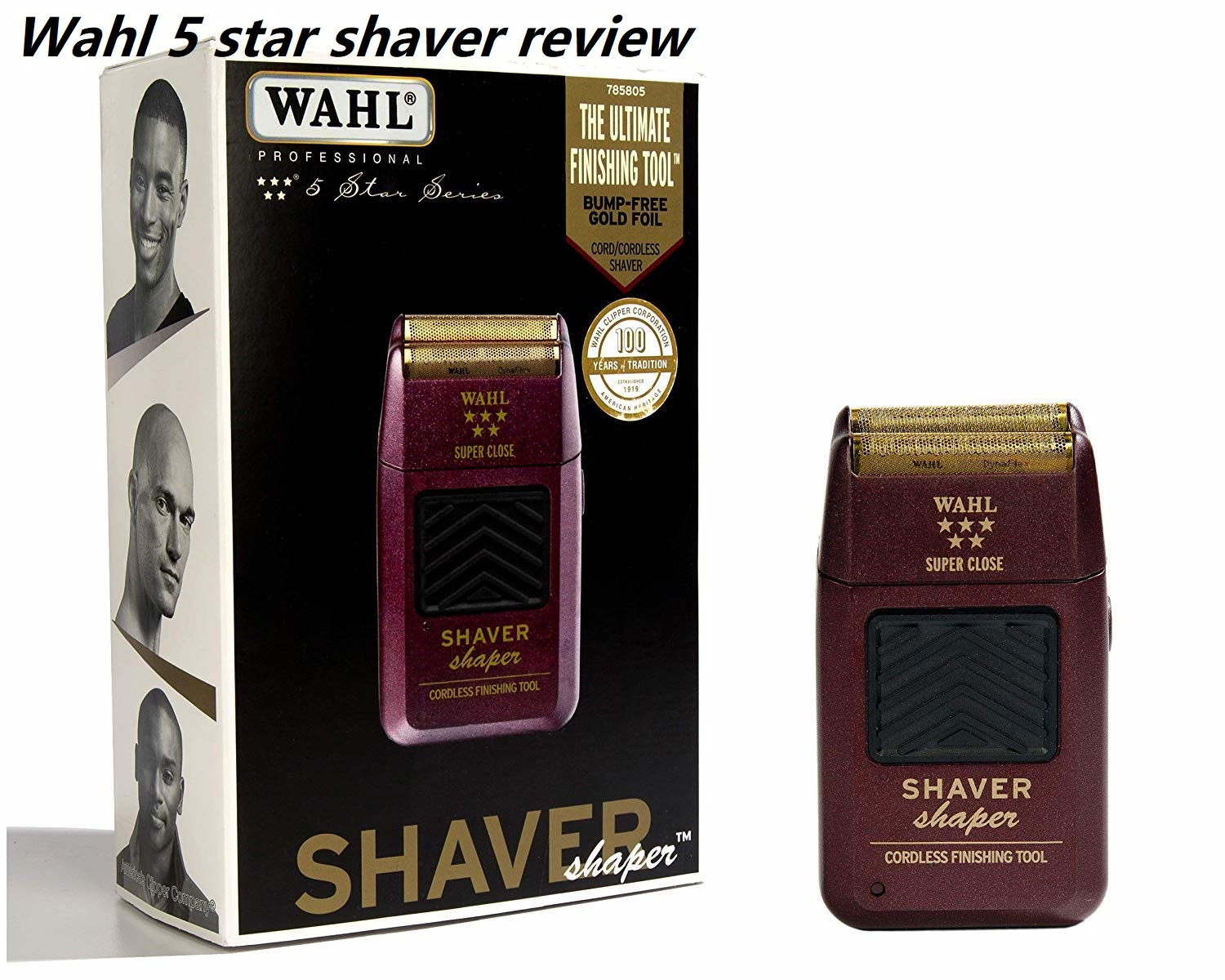 Wahl 5 star shaver review